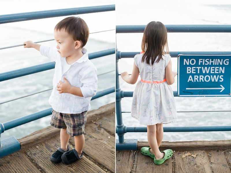 Love Janet Photography_2015 Holiday Mini Sessions_Los Angeles Lifestyle Family Photographer_2015 Fall Mini Sessions_Santa Monica Pier Family Session_65