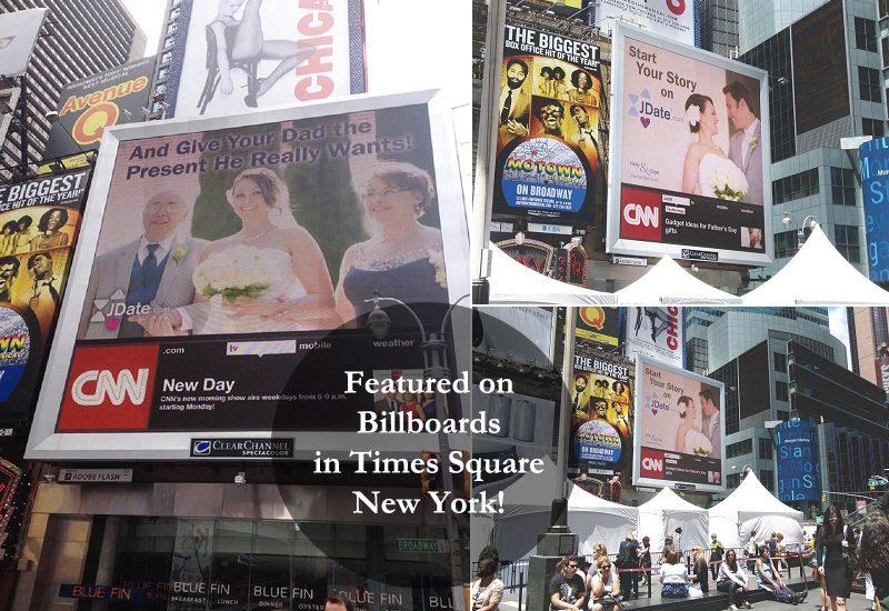 lovejanetphotography_newyorkcity_timesquare_jdate_billboard_fathersday2013_vickychadwedding