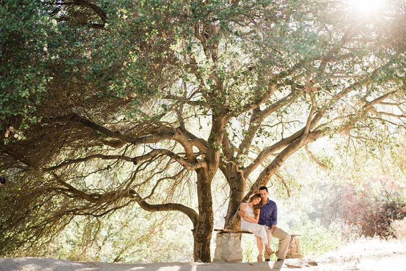 love janet photography_woodsy los angeles engagement session_los angeles wedding photographer_frances+ib_001